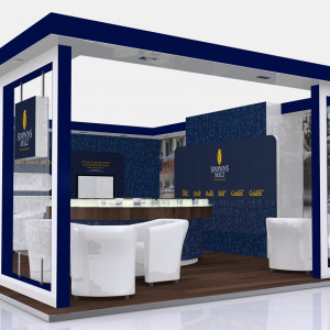 Exhibition Stand Design Brief