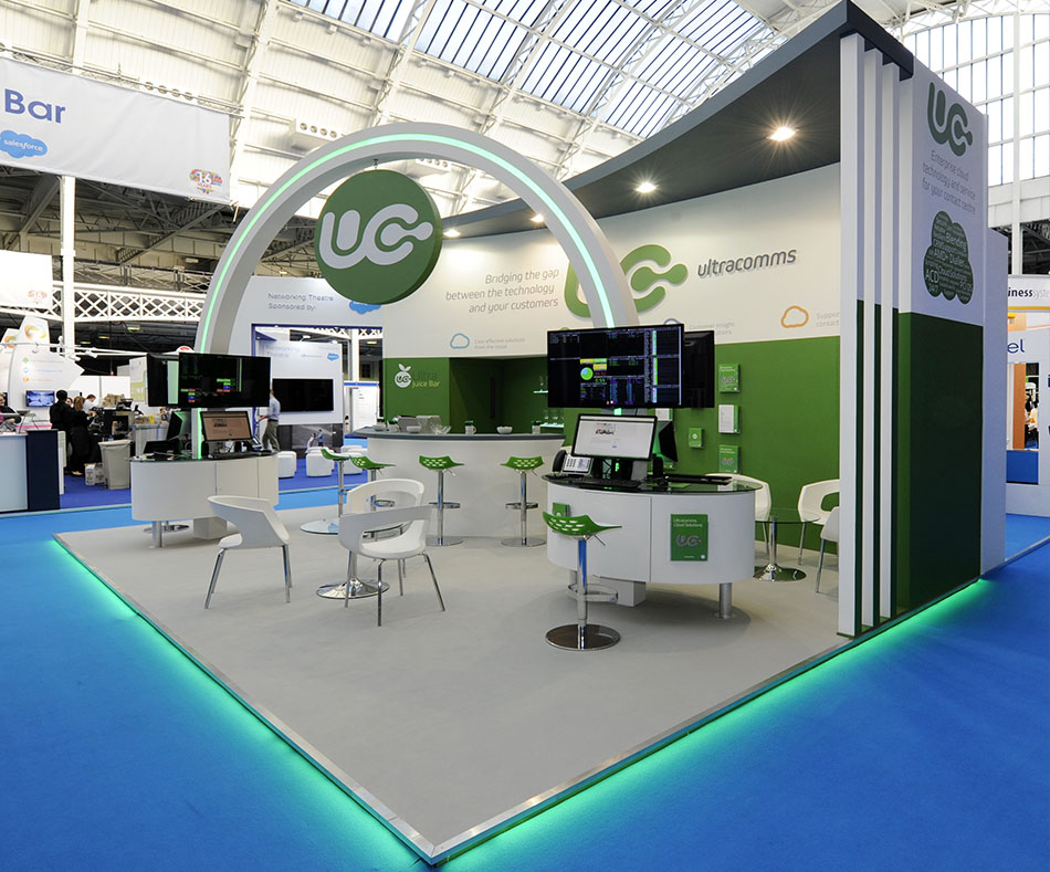 Exhibition Stand Freebies : The top coolest additions to exhibition stands