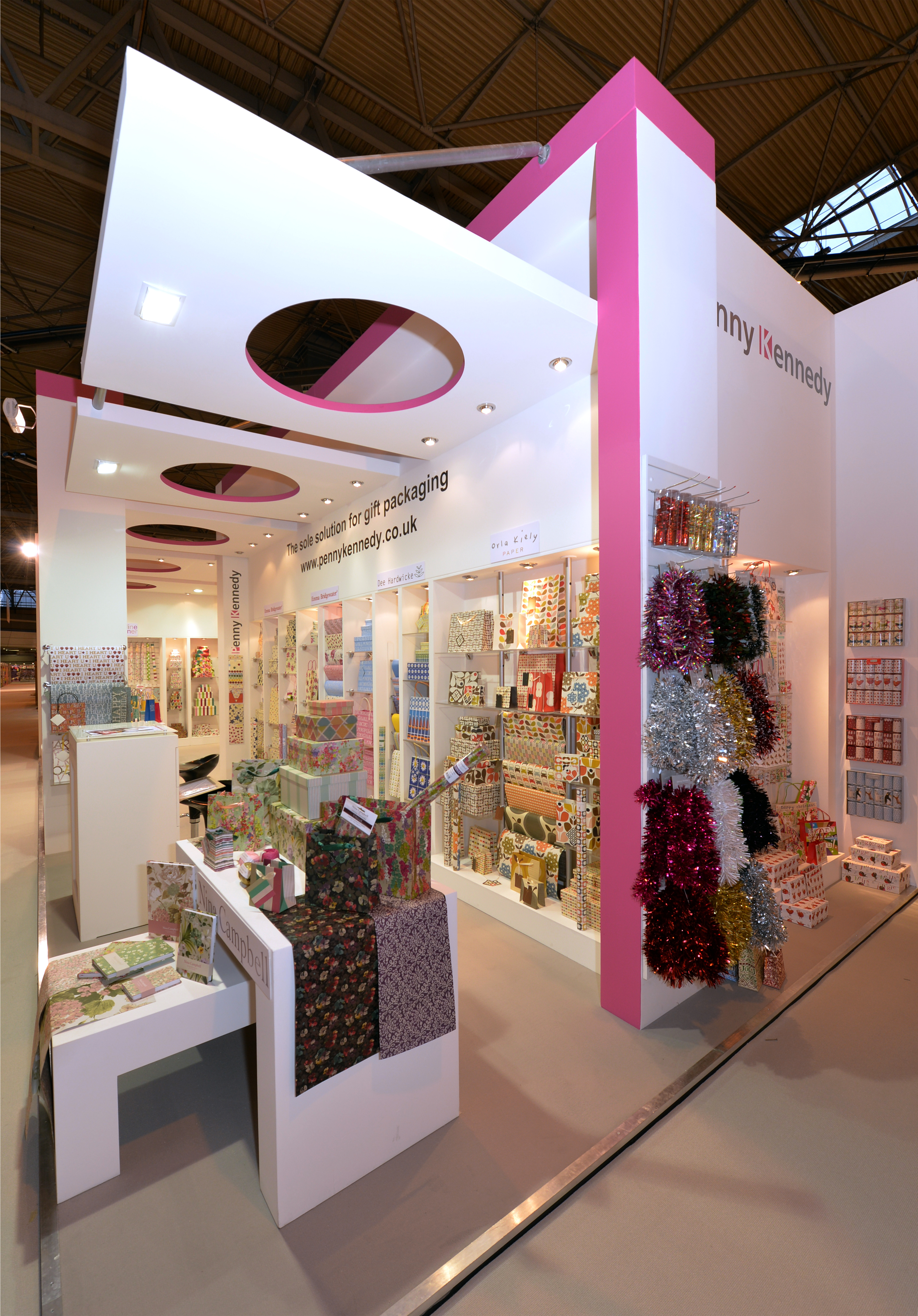 Exhibition Stand Sizes : Penny kennedy quantum exhibitions and displays