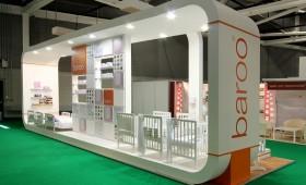 Custom Exhibition stand - baroo