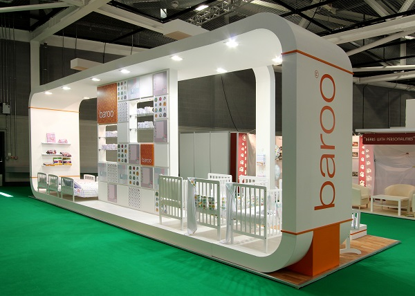 Exhibition Stand Design Harrogate : Baroo quantum exhibitions and displays
