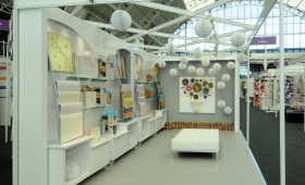 Bespoke Exhibition for UK Greetings