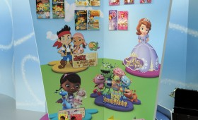 Custom Exhibition stand for UK Greetings at PG Live