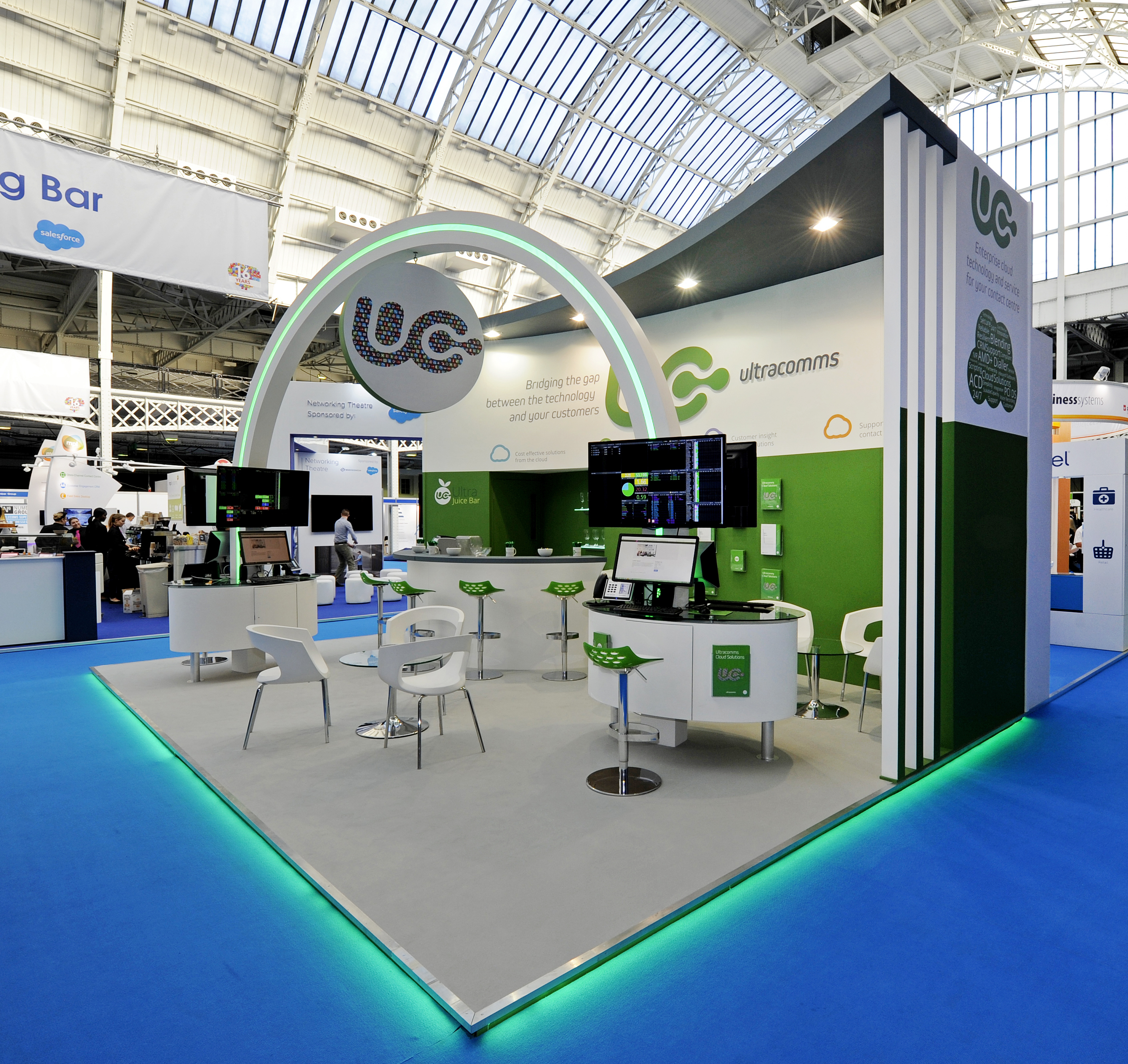 Exhibition Stand Design Case Studies : Exhibition stand design inspiration