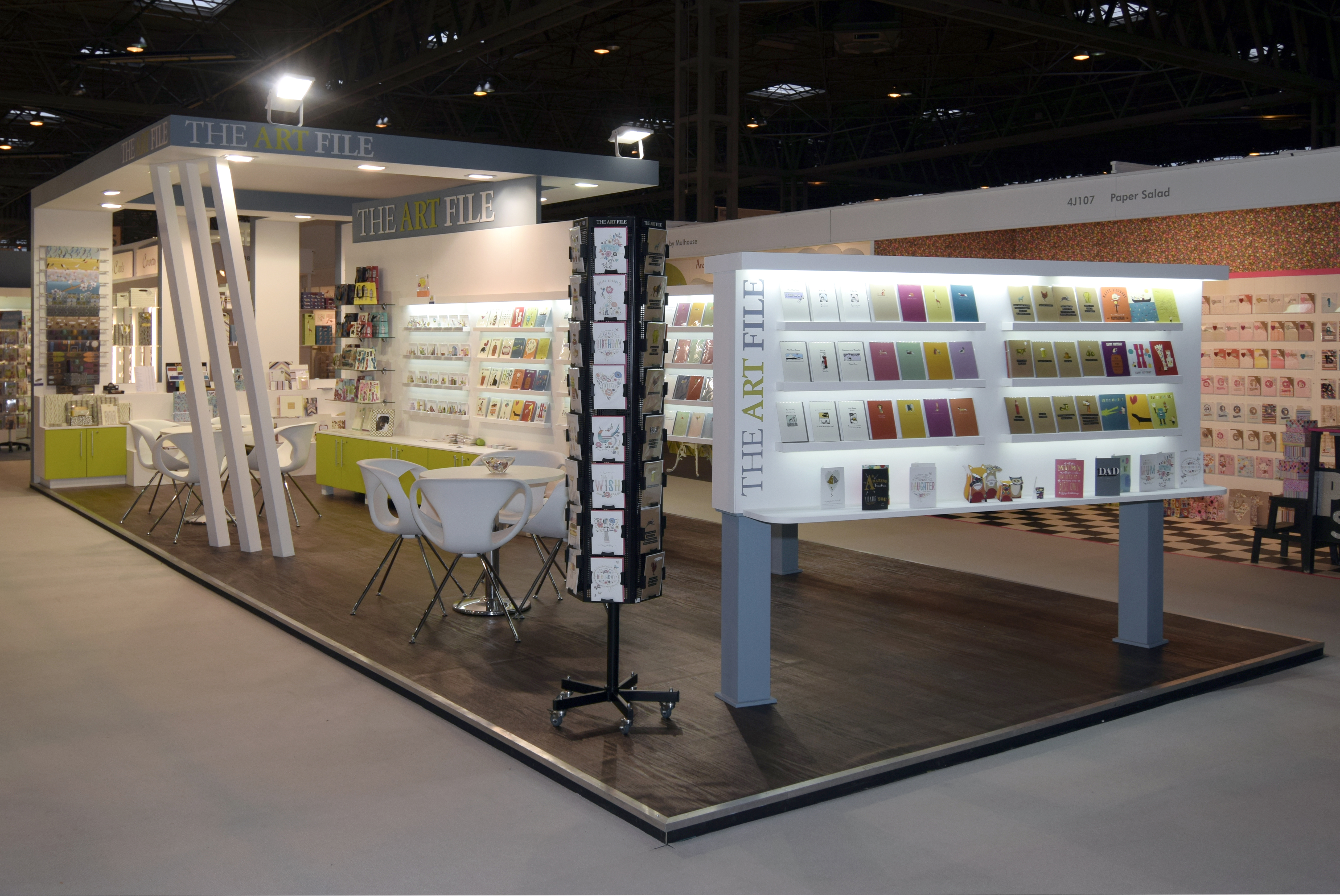 Exhibition Stand Builders Yorkshire : Art file quantum exhibitions and displays