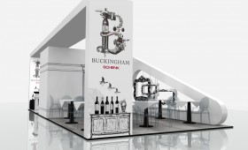 Stand concepts from 20m² - 50m²