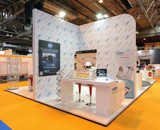 Exhibition Stand Design Yorkshire : Metrodent