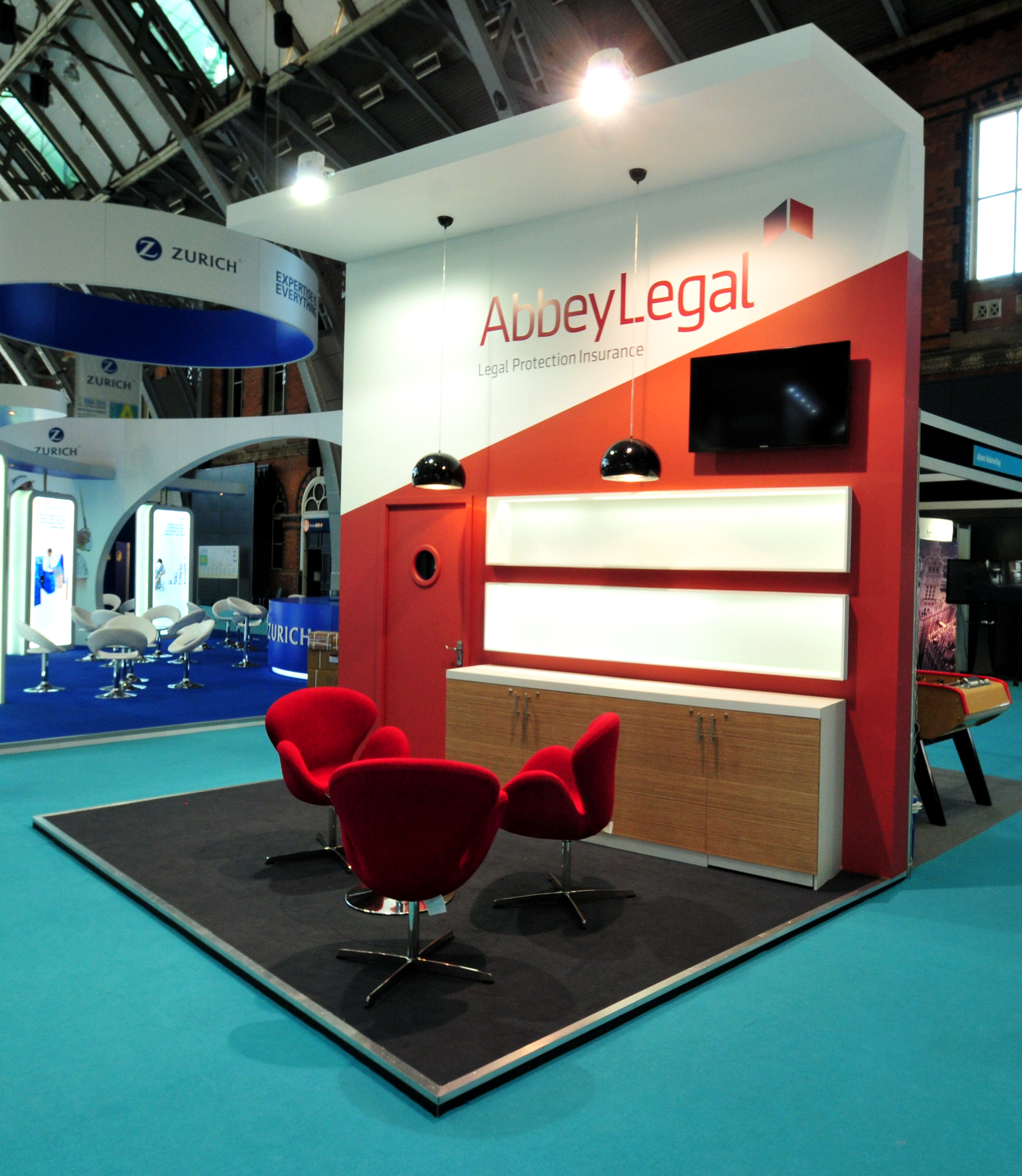 Exhibition Stand Builders Manchester : Exhibition stand manchester central