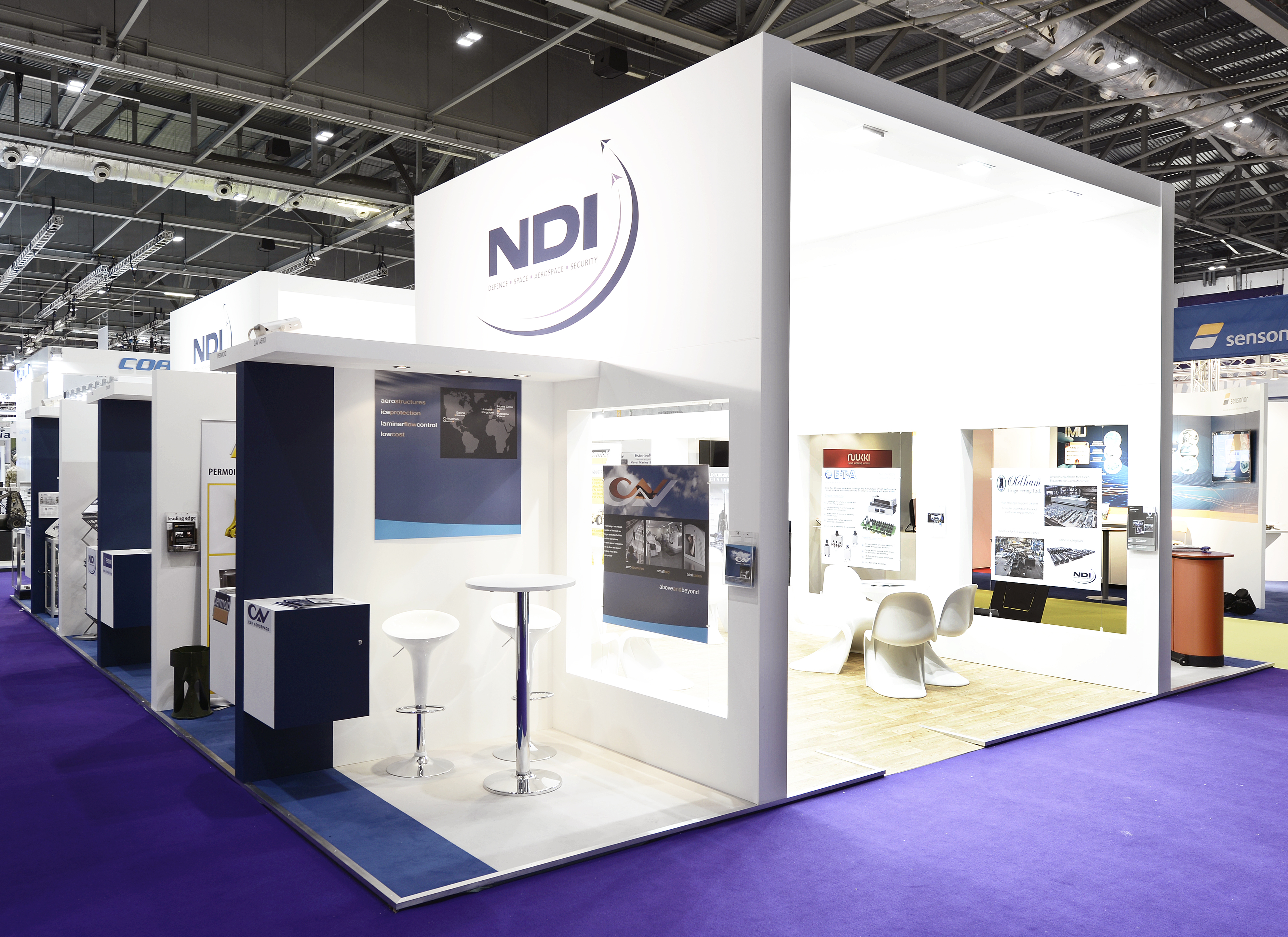 Exhibition Stand Fitter Jobs London : Exhibiting at excel london