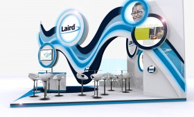 Exhibition stand Barcelona