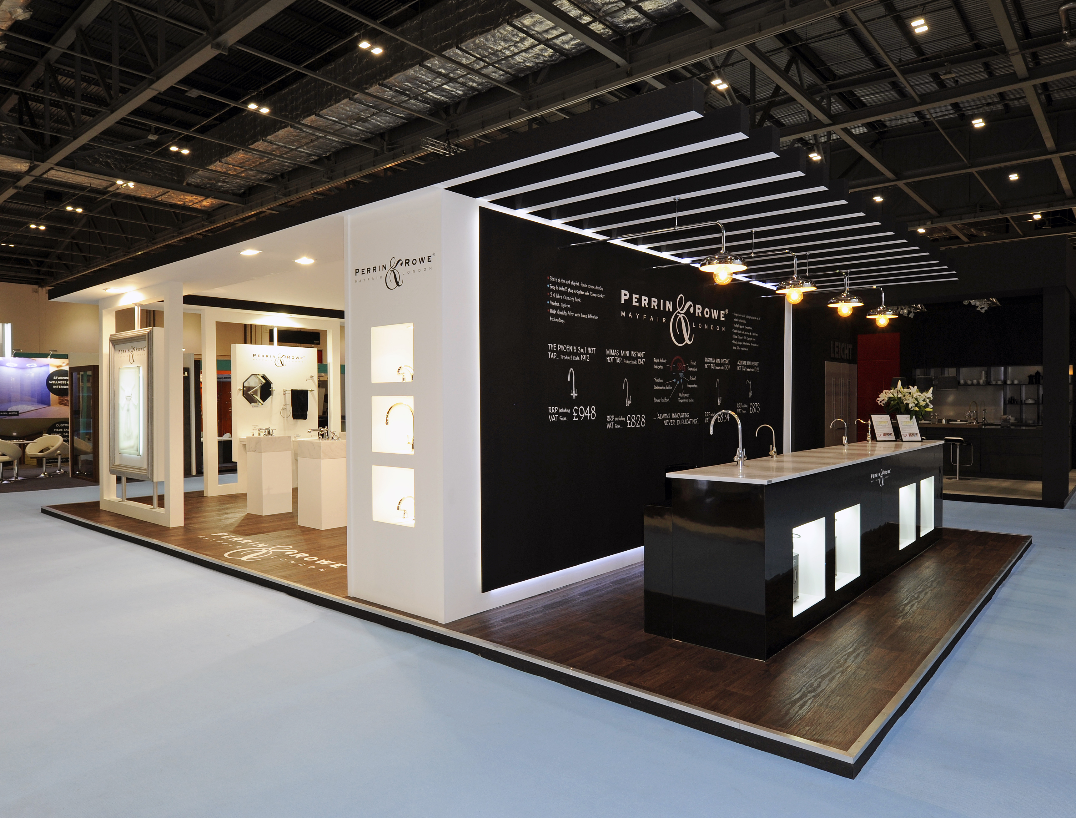 Small Exhibition Stand Design : Exhibition stand design inspiration