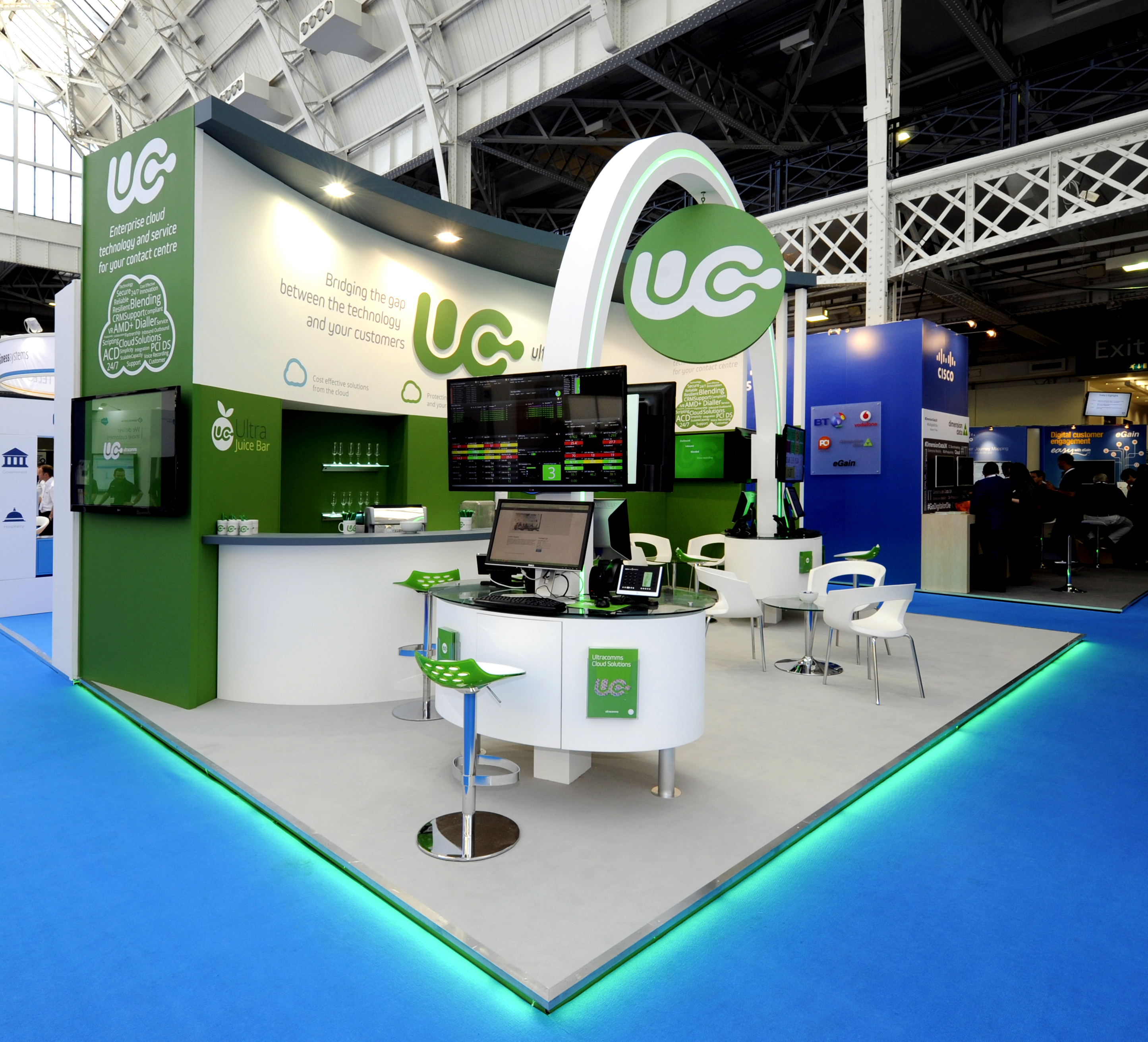 Exhibition Stand Photos : Exhibition stand design inspiration
