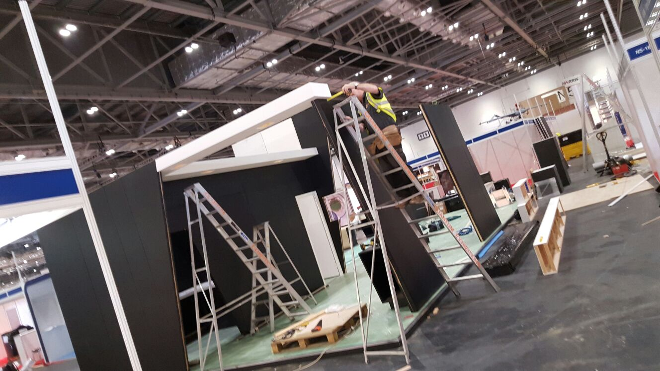 Exhibition Stand Builders In : Exhibition stand builders london