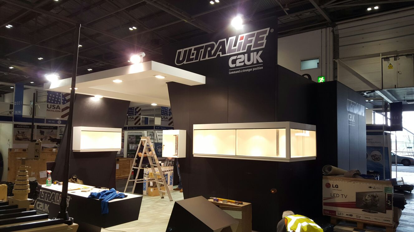 Exhibition Stand Builders Es : Exhibition stand builders london